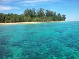 Panorama Pulau Anggromeos